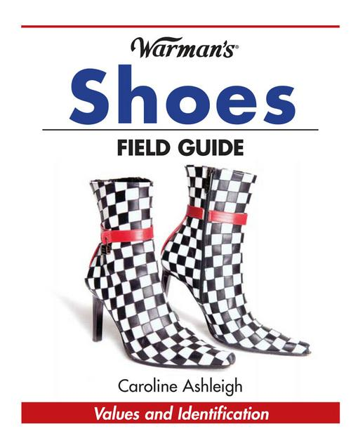 Warman's Shoes Field Guide EB9781440214882