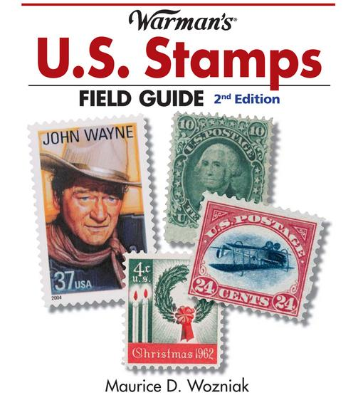 Warman's U.S. Stamps Field Guide EB9781440217098