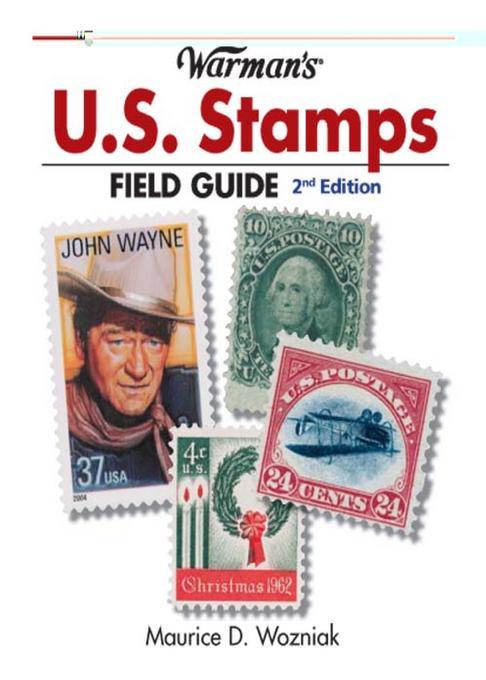 Warman's U.S. Stamps Field Guide EB9781440217197