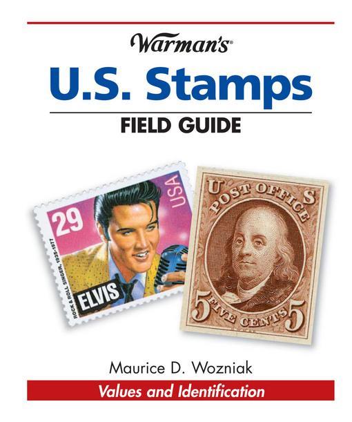 Warman's U.S. Stamps Field Guide EB9781440221651