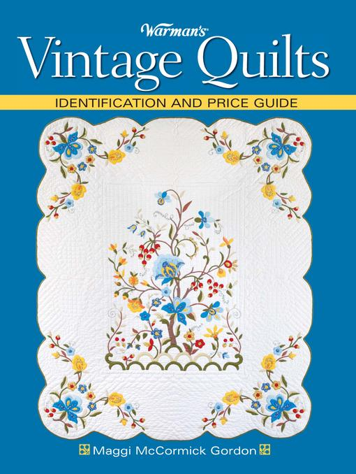 Warman's Vintage Quilts EB9781440221330