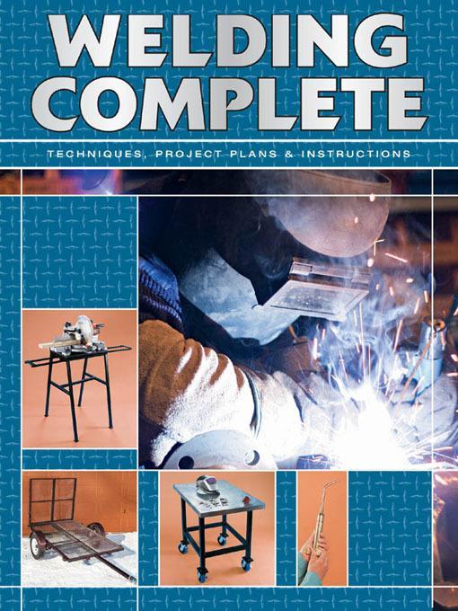 Welding Complete EB9781616733827