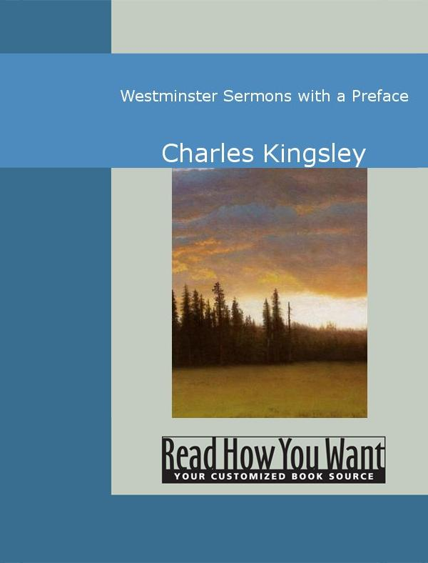 Westminster Sermons with a Preface EB9781442947146