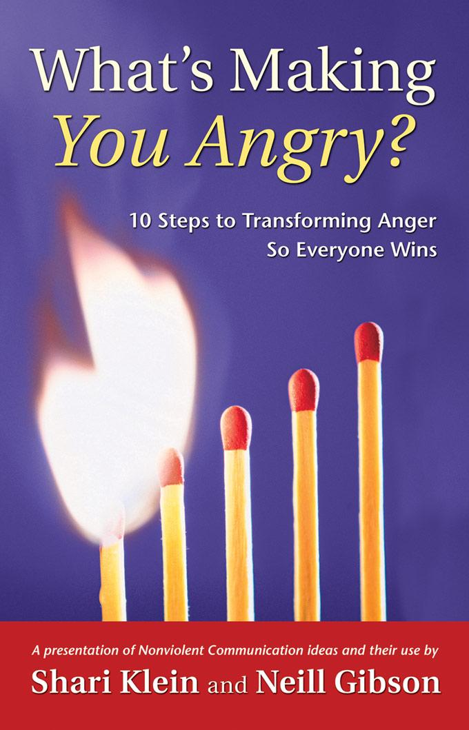 What's Making You Angry? 10 Steps to Transforming Anger So Everyone Everyone Wins EB9781892005496