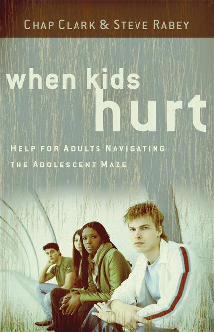 When Kids Hurt: Help for Adults Navigating the Adolescent Maze EB9781441204134
