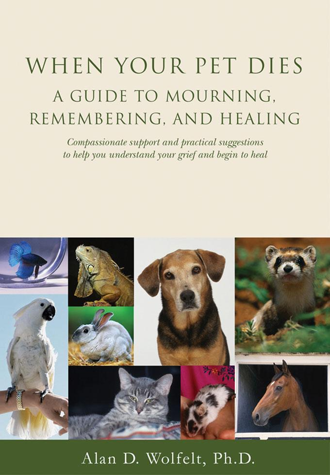 When Your Pet Dies: A Guide to Mourning, Remembering and Healing EB9781617221026