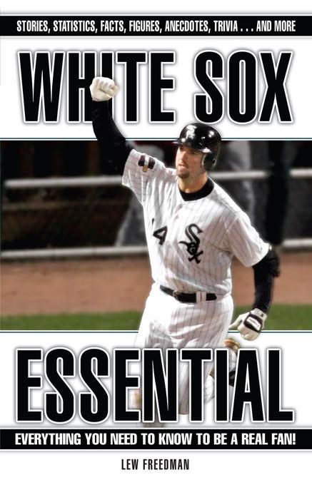 White Sox Essential EB9781617492228