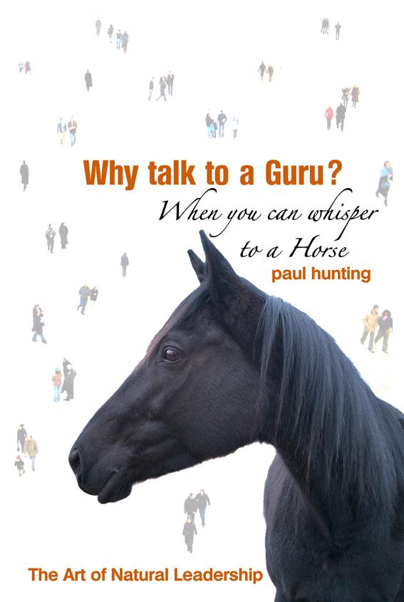 Why talk to a guru? When you can whisper to