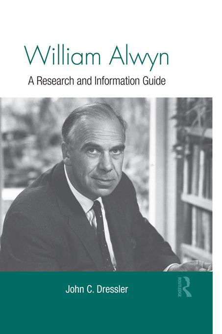 William Alwyn EB9781136660030