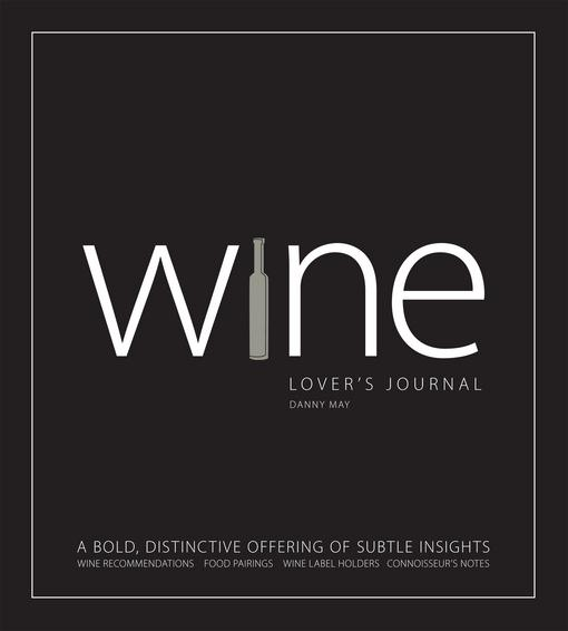 Wine Lover's Journal EB9781440515972