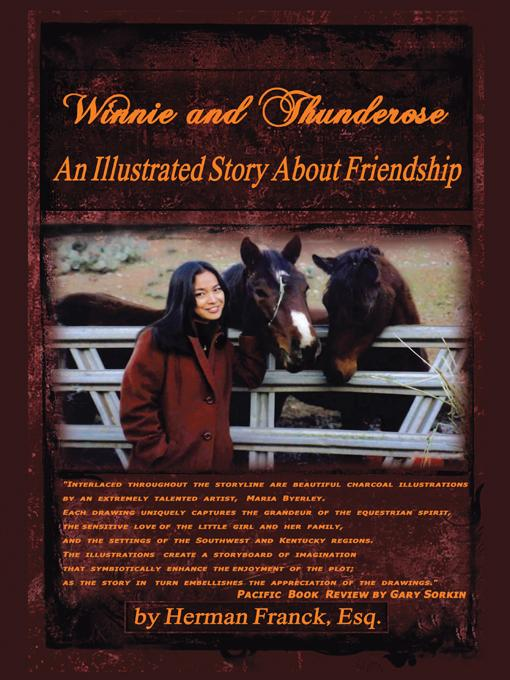 Winnie and Thunderose: An Illustrated Story About Friendship EB9781426956485