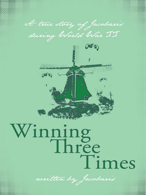Winning Three Times EB9781450290593