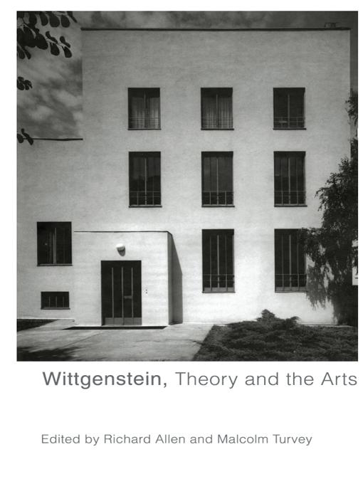 Wittgenstein, Theory and the Arts EB9781135199517