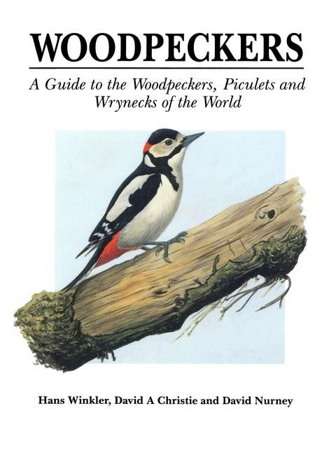 Woodpeckers EB9781408135044