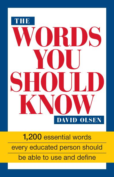 Words You Should Know EB9781440501937