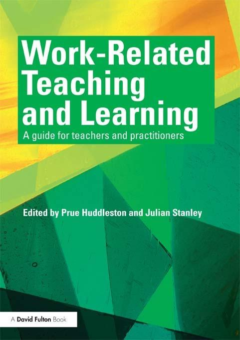 Work Related Teaching and Learning EB9781136643996