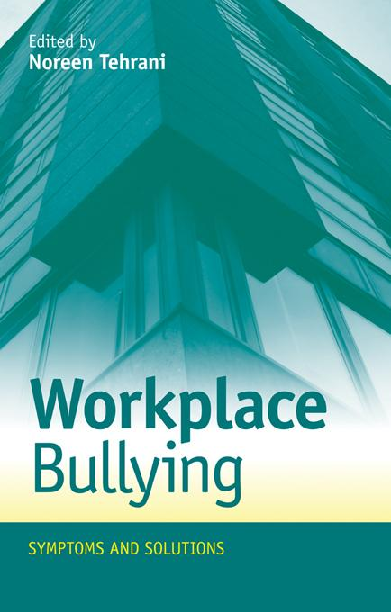 Workplace Bullying EB9781136474170