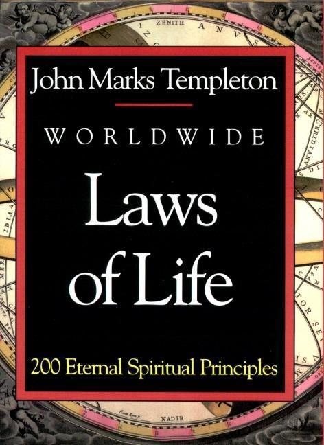 Worldwide Laws Of Life: 200 Eternal Spiritual Principles EB9781599473987