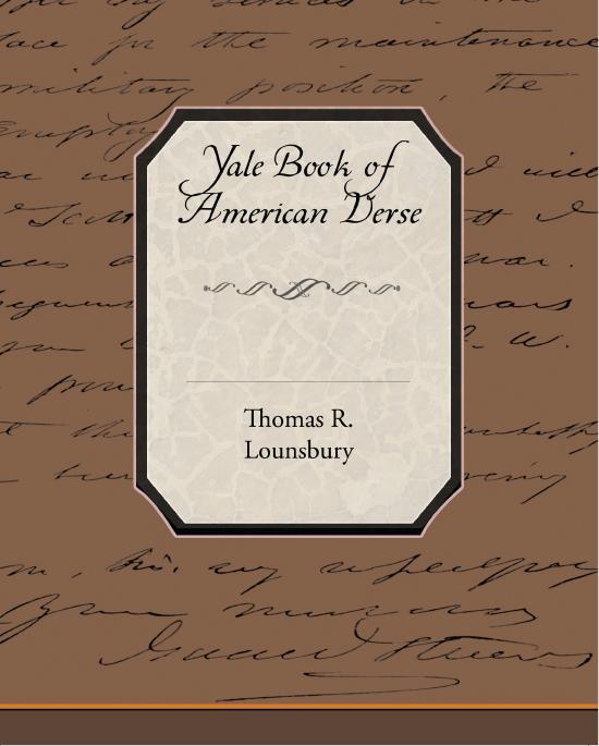 Yale Book of American Verse (ebook) EB9781438564609