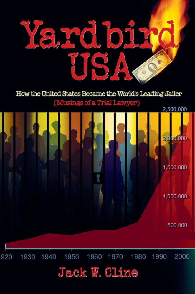 Yardbird USA: How the United States Became the World's Leading Jailer (Musings of a Trial Lawyer) EB9781622121120