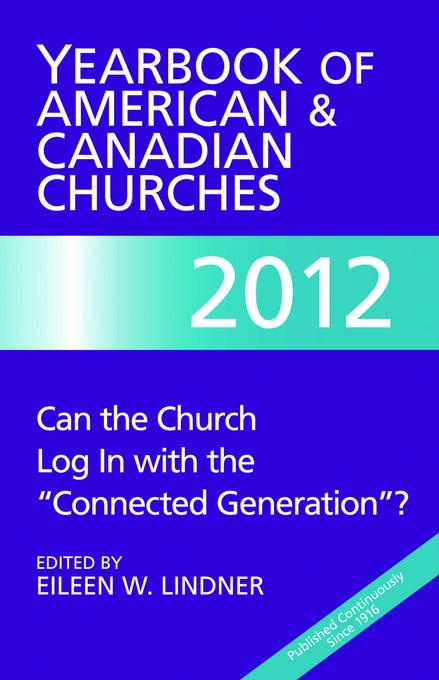 Yearbook of American & Canadian Churches 2012 EB9781426756108