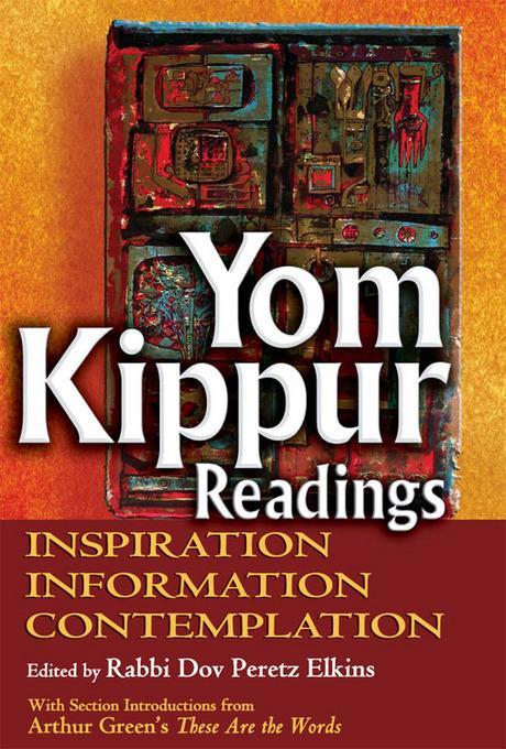 Yom Kippur Readings EB9781580234801