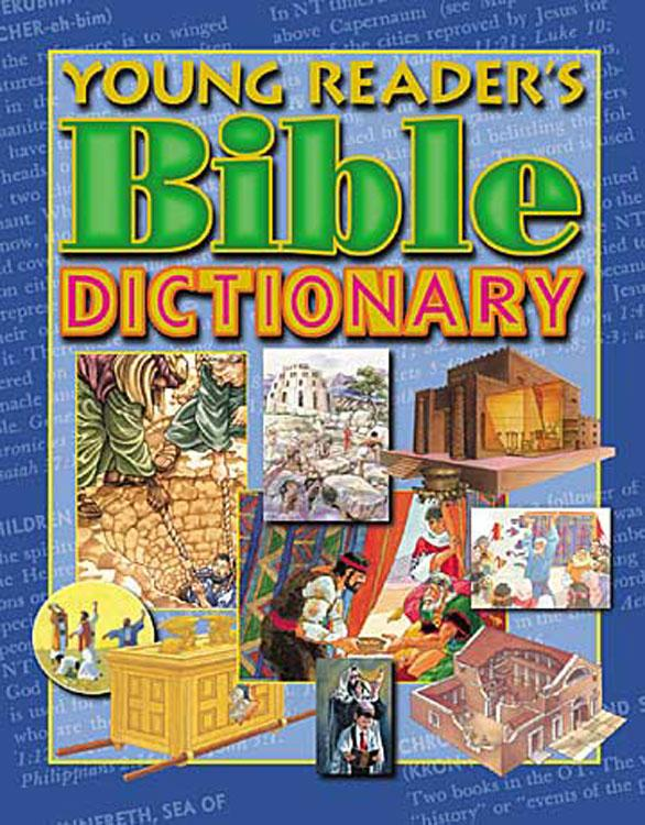 Young Reader's Bible Dictionary EB9781426734397