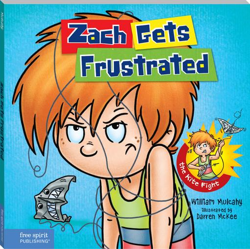 Zach Gets Frustrated EB9781575426693