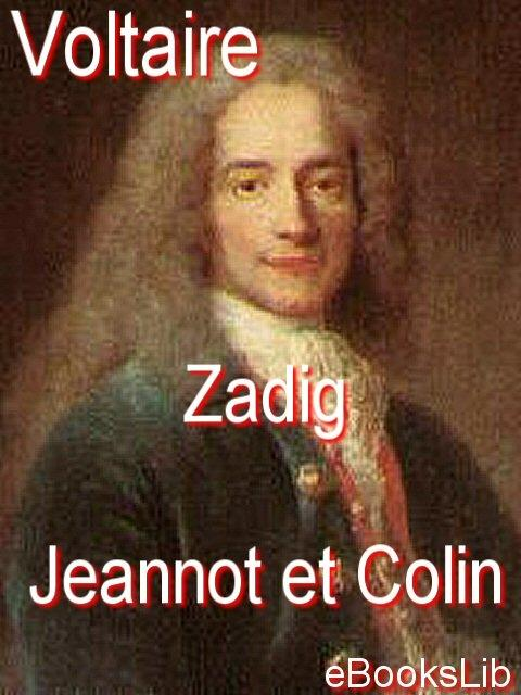 Zadig - Jeannot et Colin EB9781412196826