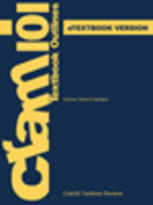 e-Study Guide for: Duplicity Theory of Vision: From Newton to the Present by Bjorn Stabell, ISBN 9780521111171 EB9781467209083