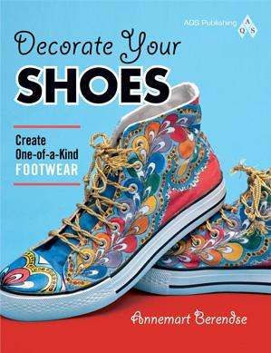 eBook Decorate Your Shoes! Create One-of-a-kind Footwear EB9781604606379