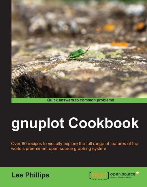 gnuplot Cookbook EB9781849517256