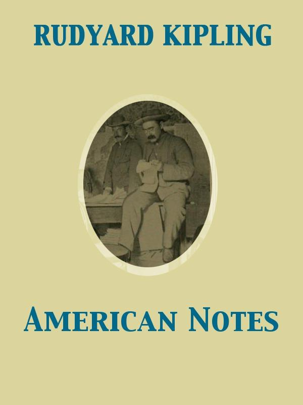American Notes EB9782819929949