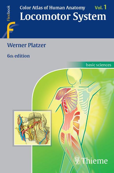 Color Atlas of Human Anatomy EB9783131494818