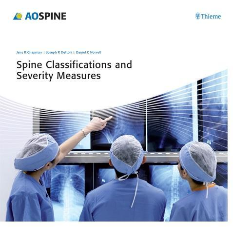 Spine Classifications and Severity Measures EB9783131623812