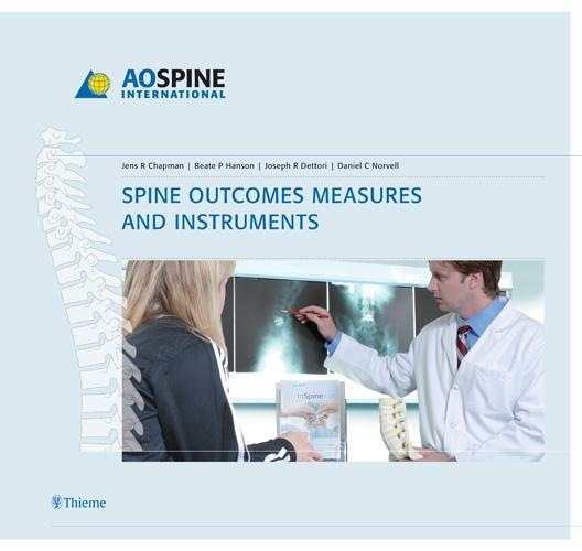 Spine Outcomes Measures and Instruments EB9783131623911