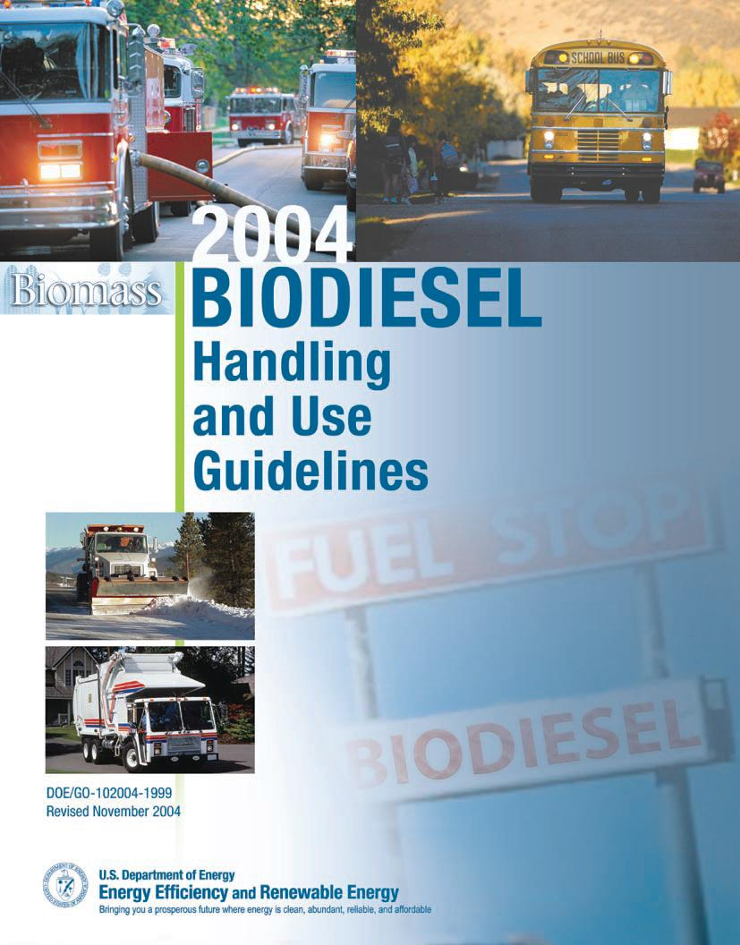 21st Century Biodiesel Fuel ? Business Management for Producers and Handling and Use Guidelines - Series on Renewable Energy, Biofuels, Bioenergy, and EB9785551523444