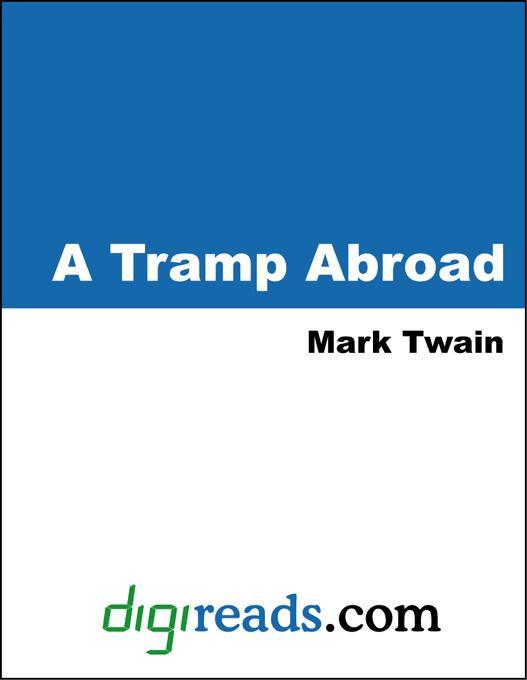 A Tramp Abroad EB9785551319733