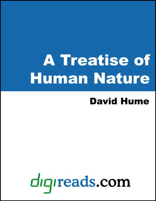 A Treatise of Human Nature EB9785551325451