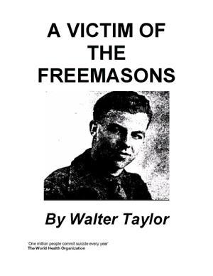 A Victim of the Freemasons EB9785551745839