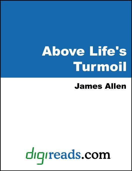 Above Life's Turmoil EB9785551383802