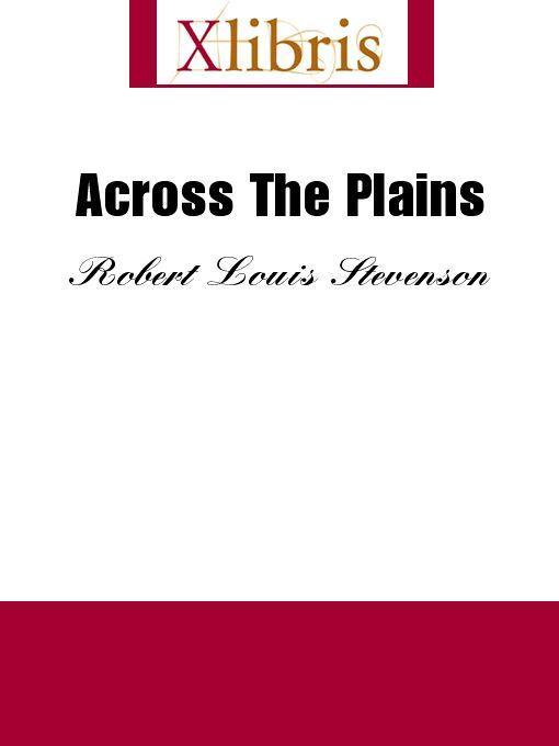 Across the Plains EB9785551066972