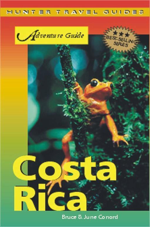 Adventure Guide Costa Rica, 5th Edition