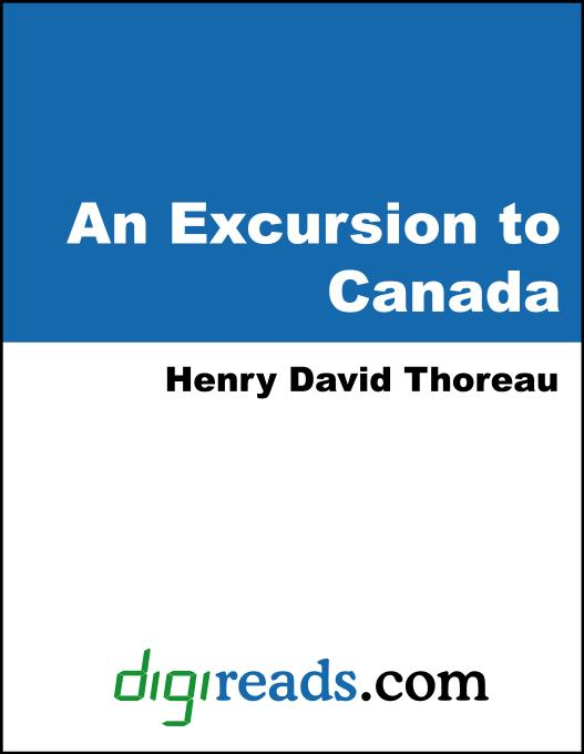 An Excursion to Canada EB9785551404149