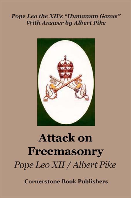 Attack on Freemasonry EB9785551470229