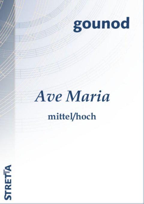 Ave Maria: Meditation ?ber das erste Praeludium C-Dur aus dem