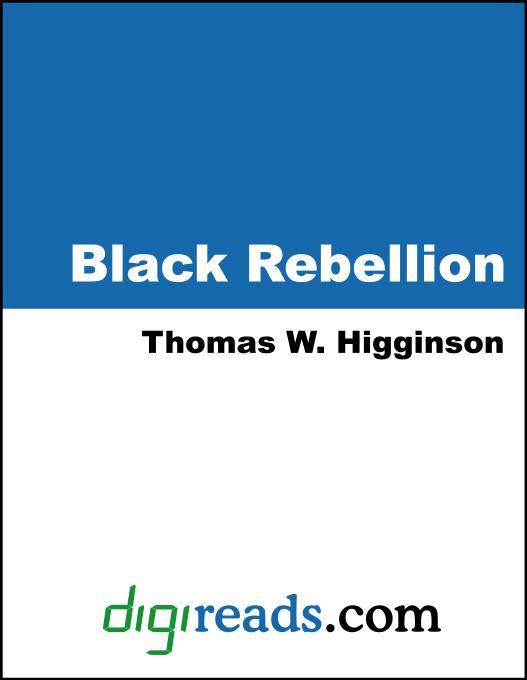 Black Rebellion: Five Slave Revolts EB9785551331810