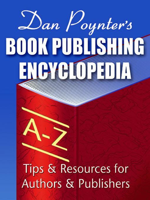 Book Publishing Encyclopedia EB9785551505051