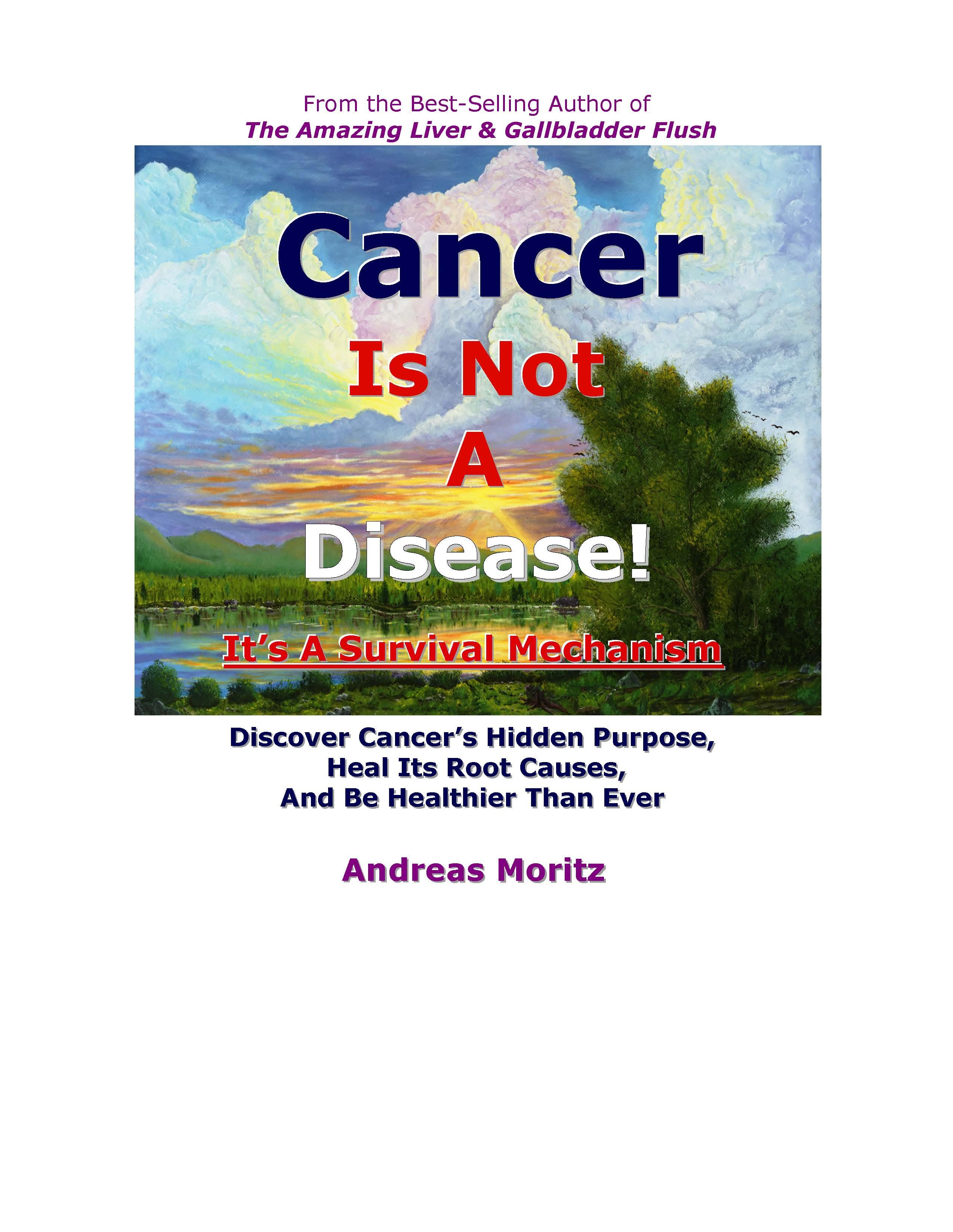 Cancer Is Not A Disease - It's A Survival Mechanism EB9785551486527