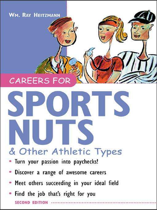 Careers for Sports Nuts & Other Athletic Types